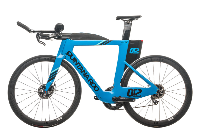 Quintana Roo PRsix Disc Triathlon Bike - 2020, 56cm non-drive side
