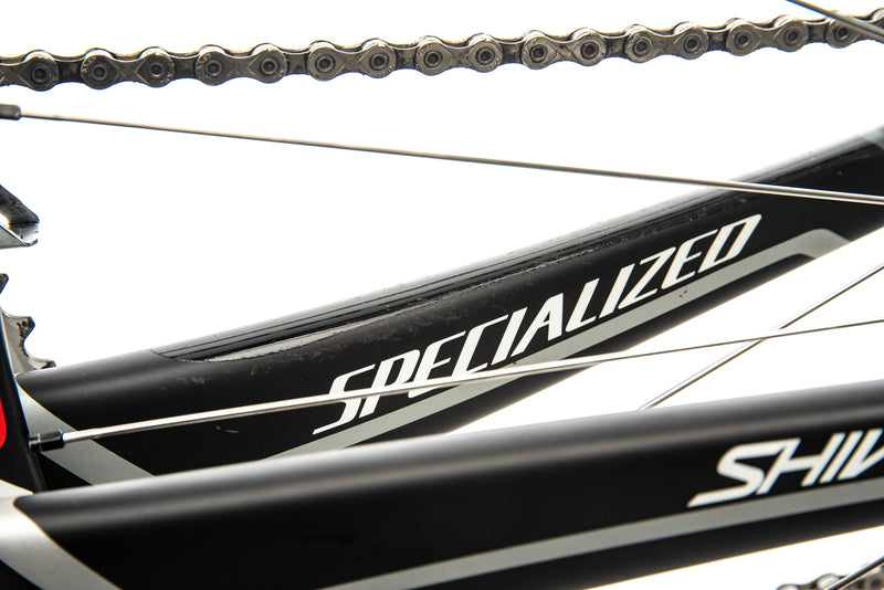 Specialized Shiv Comp Rival Mid-Compact Triathlon Bike - 2013, X-Large detail 2