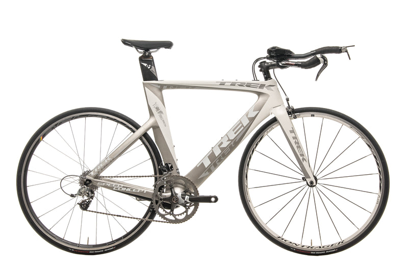 Trek Speed Concept 7.2 Triathlon Bike - 2011, Large drive side
