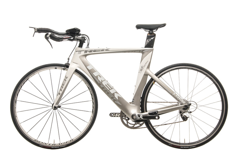 Trek Speed Concept 7.2 Triathlon Bike - 2011, Large non-drive side
