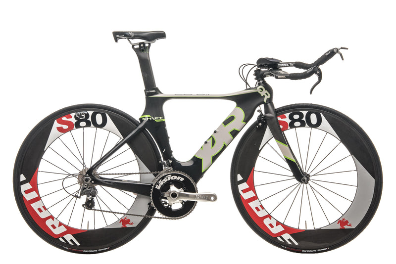 Quintana Roo CD0.1 Triathlon Bike - 2013, Small drive side