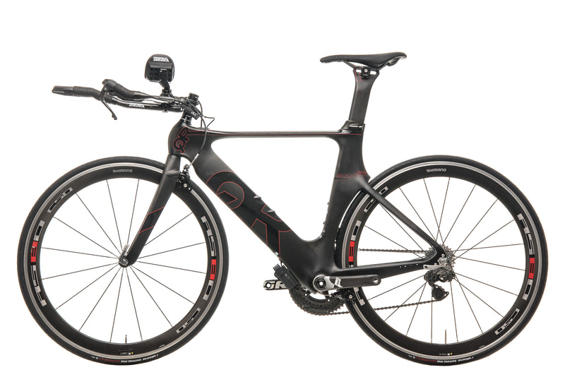 Quintana Roo CD0.1 Time Trial Bike - 2012, 55cm non-drive side