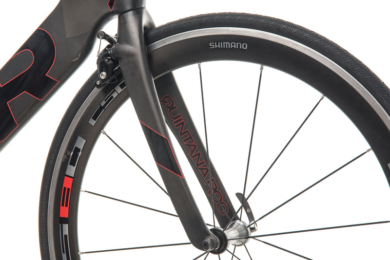 Quintana Roo CD0.1 Time Trial Bike - 2012, 55cm front wheel