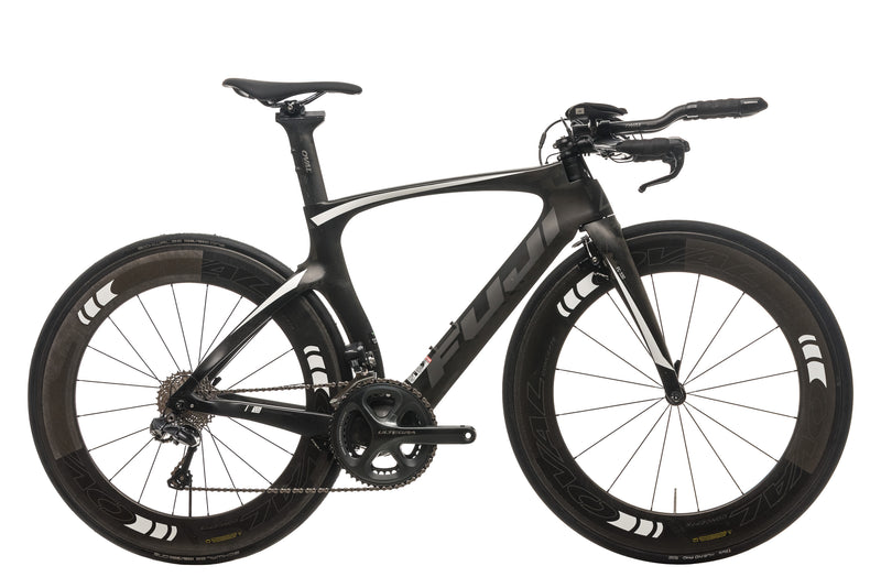 Fuji Norcom Straight 1.3 Time Trial Bike - 2015, Small drive side