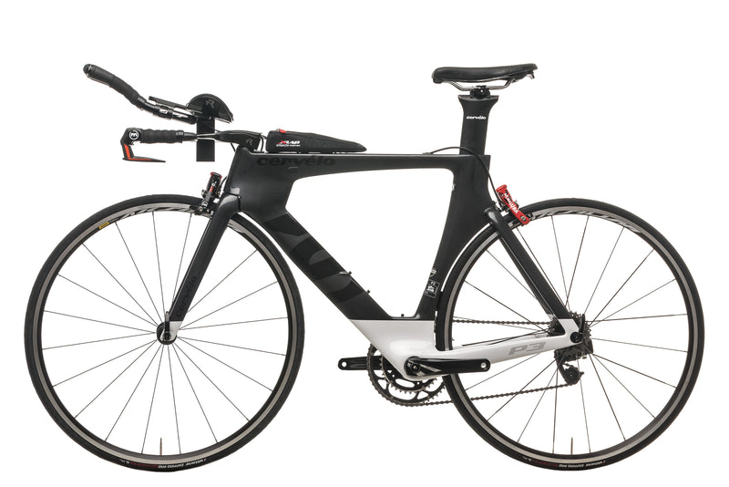Cervelo P3 Time Trial Bike - 2016, 54cm non-drive side