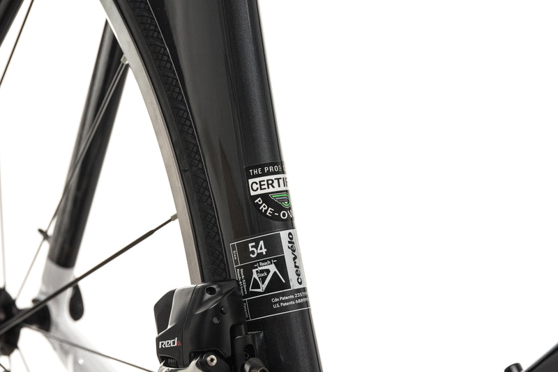Cervelo P3 Time Trial Bike - 2016, 54cm sticker