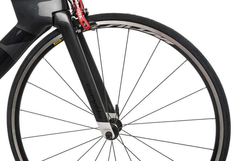 Cervelo P3 Time Trial Bike - 2016, 54cm front wheel