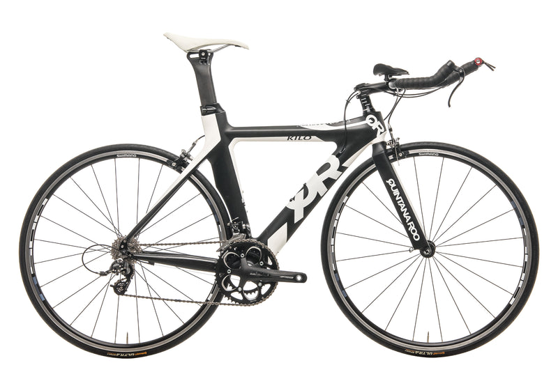 Quintana Roo Kilo Triathlon Bike - 2012, Small drive side