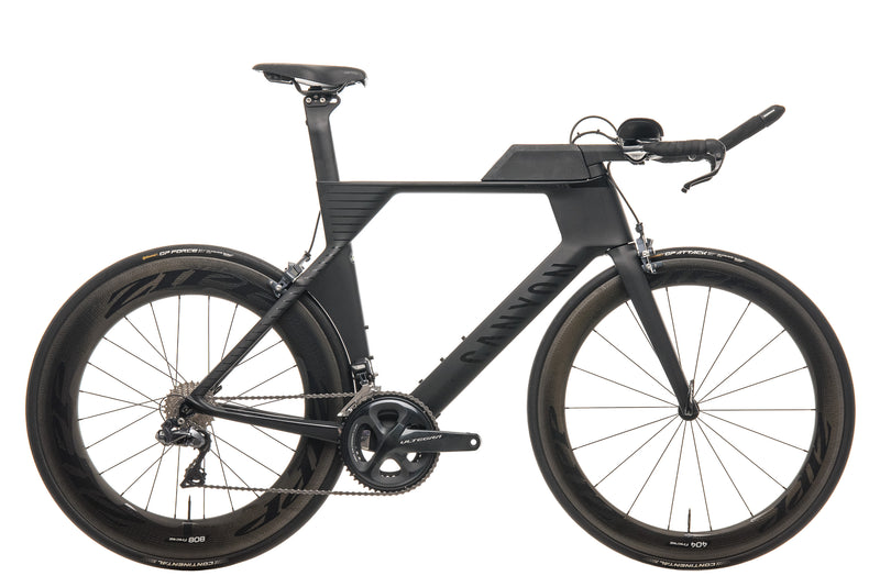 Canyon Speedmax CF 8.0 LTD Time Trial Bike - 2019, Large drive side