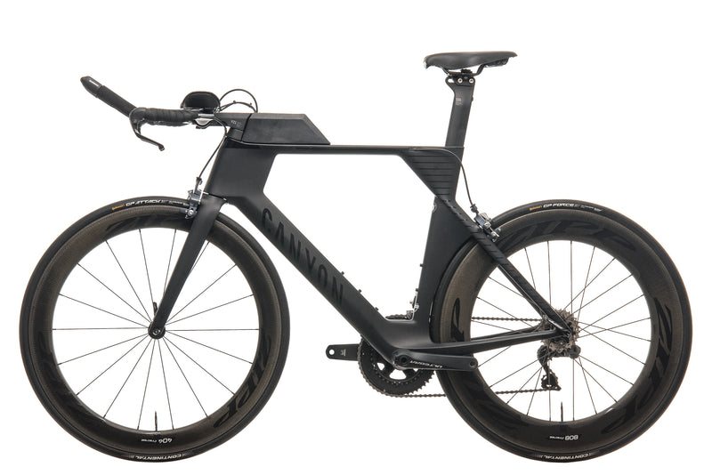 Canyon Speedmax CF 8.0 LTD Time Trial Bike - 2019, Large non-drive side