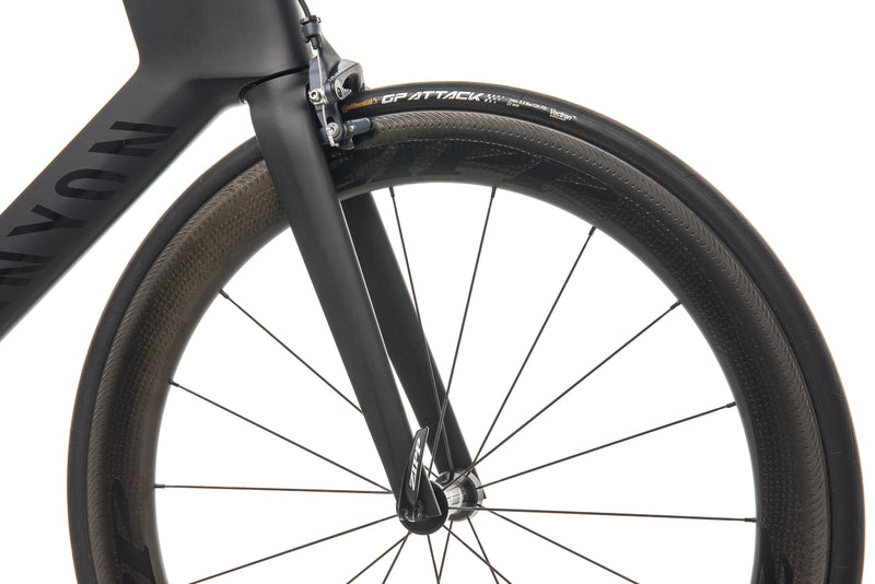 Canyon Speedmax CF 8.0 LTD Time Trial Bike - 2019, Large front wheel
