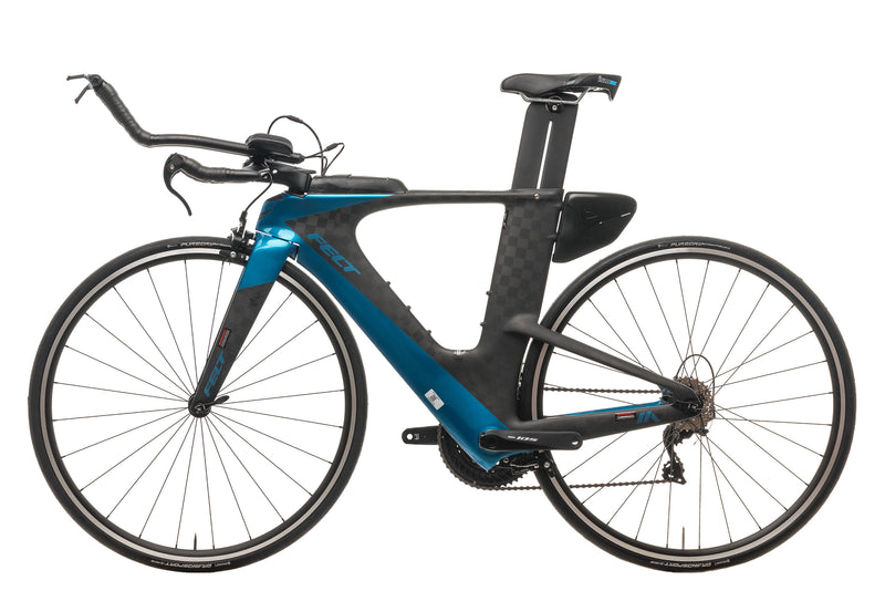 Felt IA Advanced 105 Triathlon Bike - 2020, 51cm non-drive side