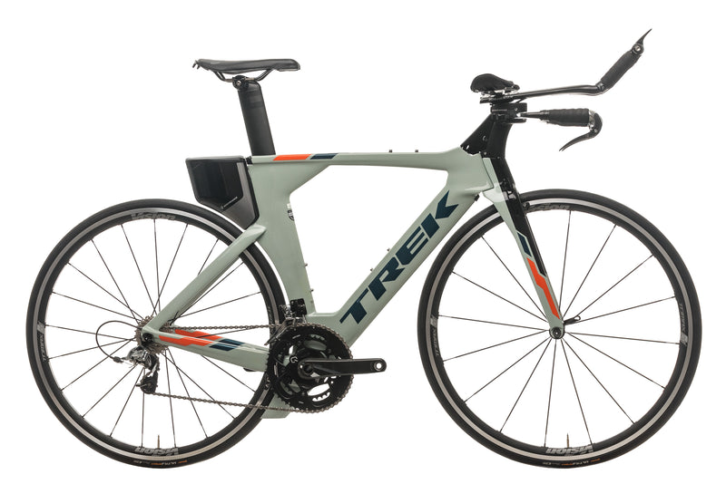 Trek Speed Concept 7.5 Time Trial Bike - 2017, Medium drive side