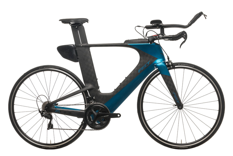 Felt IA Advanced 105 Triathlon Bike - 2020, 58cm drive side