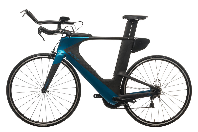 Felt IA Advanced 105 Triathlon Bike - 2020, 58cm non-drive side