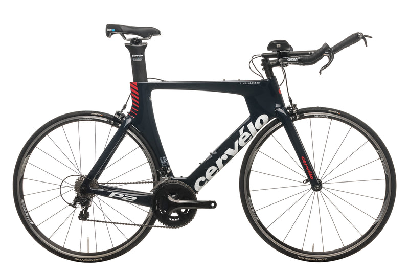 Cervelo P2 Time Trial Bike - 2018, 56cm drive side