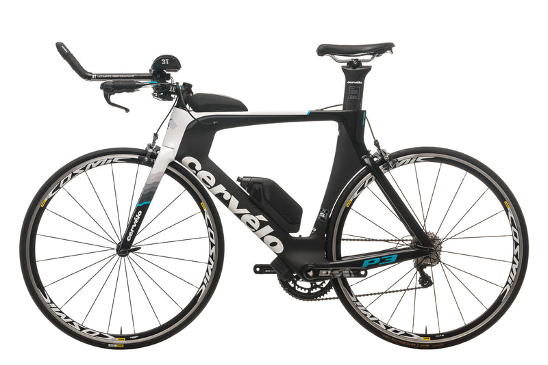 Cervelo P3 Time Trial Bike - 2017, 56cm non-drive side
