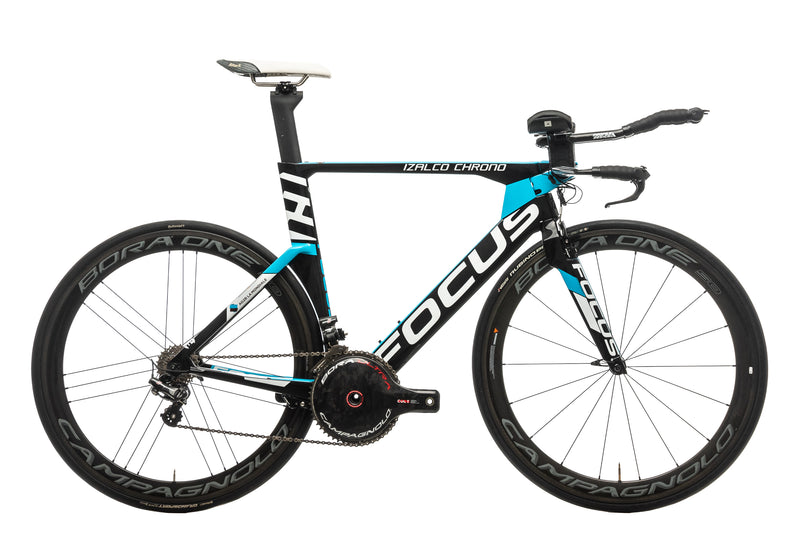 Focus Izalco Chrono Max AG2R Time Trial Bike - 2016, Large drive side