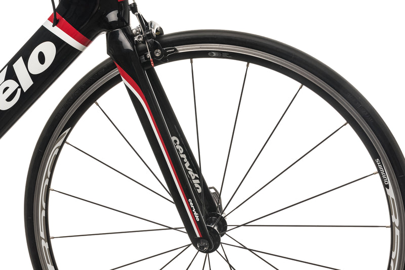 Cervelo P2 Triathlon Bike - 2011, 54cm front wheel