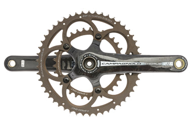 Campagnolo Chorus Crankset 11 Speed 170mm 50/34T 110mm BCD Ultra-Torque - Pre-Owned