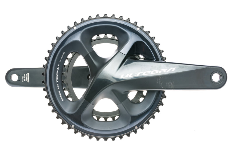 Shimano Ultegra FC-R8000 Crankset 11 Speed 172.5mm 50/34T 110mm BCD drive side