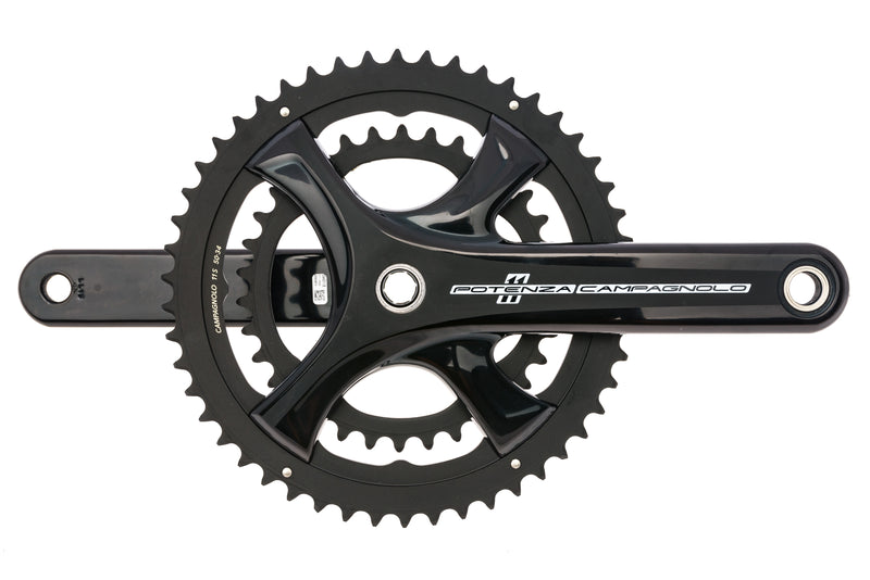 Campagnolo Potenza 11 Crankset 11 Speed 170mm 50/34T 135mm BCD Power-Torque drive side