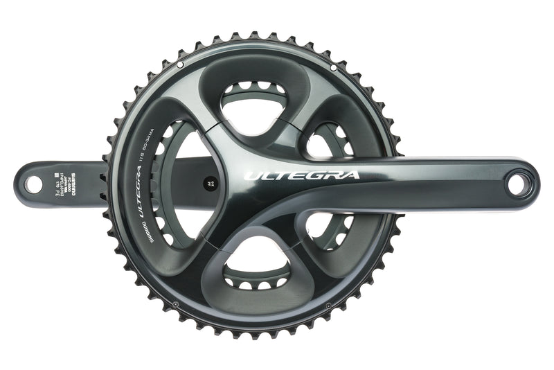 Shimano Ultegra FC-6800 Crank Set 11 Speed 170mm 50/34T 110 BCD Hollowtech II drive side