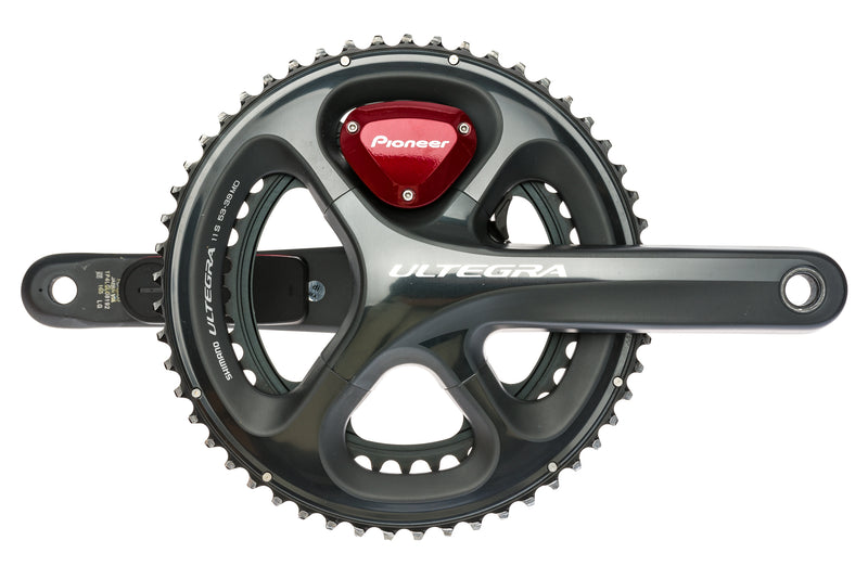 Pioneer SGY68 Dual Leg Power Meter Crank Set 165mm 53/39 drive side