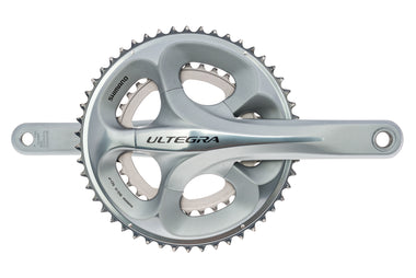 Shimano Ultegra FC-6700 Crankset 10 Speed 172.5mm 50/34t 110mm BCD - Pre-Owned