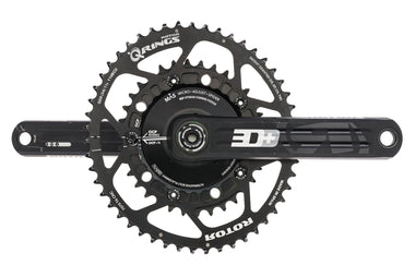 Rotor 3D+ INPower Powermeter Crankset 11 Speed 175mm 50/34T BB30 - Pre-Owned