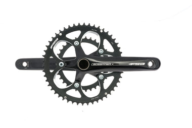 FSA Gossamer Crankset 10 Speed 165mm 50/34T 110mm BCD MegaExo - Pre-Owned