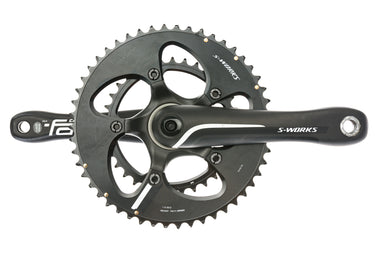 Specialized S-Works Crankset 10/11 Speed 172.5mm 50/34T 110mm BCD BB30 - Pre-Owned