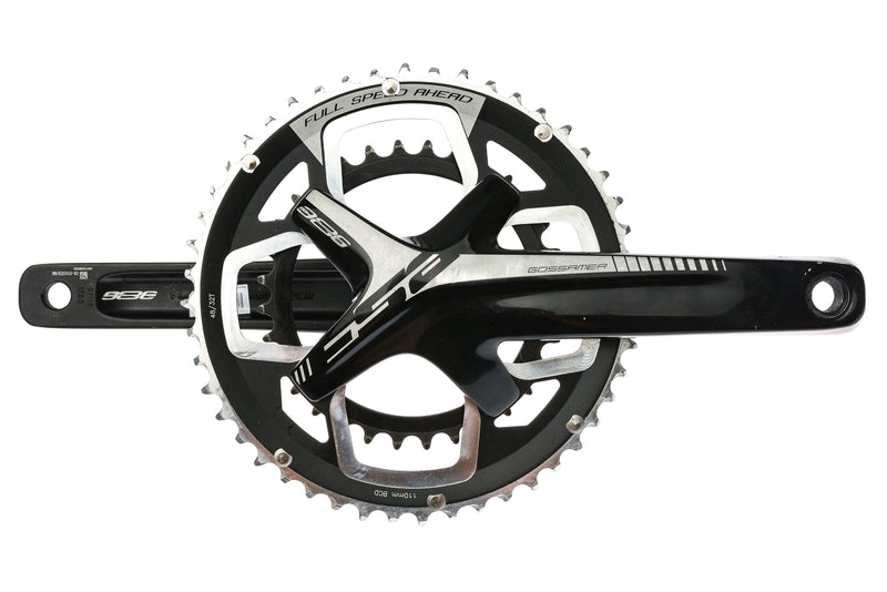 FSA Gossamer Crankset 11 Speed 172.5mm 48/32T 110mm ABS BB386EVO drive side