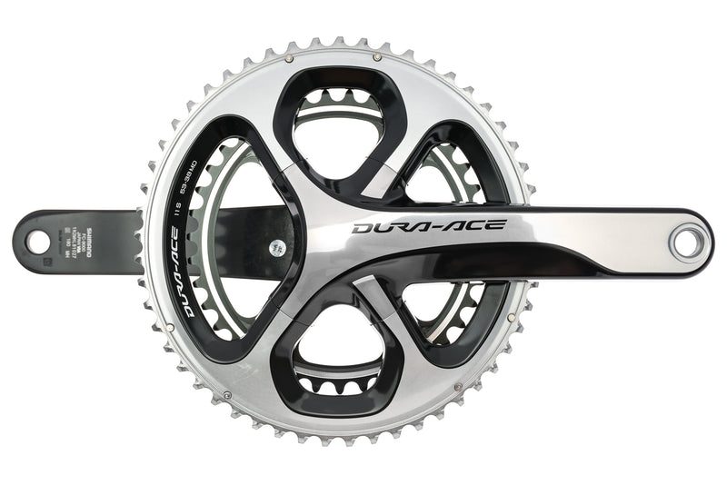 Shimano Dura-Ace FC-9000 Crank Set 11 Speed 53/39 180mm 110 BCD Hollowtech II drive side