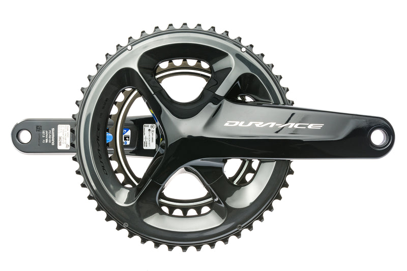 Stages Dura-Ace FC-R9100 Power Meter Crank Set 11 Speed 167.5mm 50/34T 110mm BCD drive side