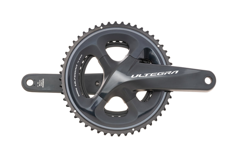 Shimano Ultegra R8000 Crankset 11 Speed 165mm 52/36T 110mm BCD Hollowtech II drive side