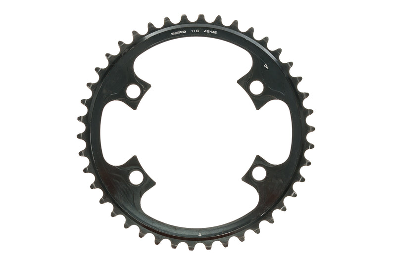 Shimano Dura-Ace FC-9000 Chainring 11 Speed 42T drive side