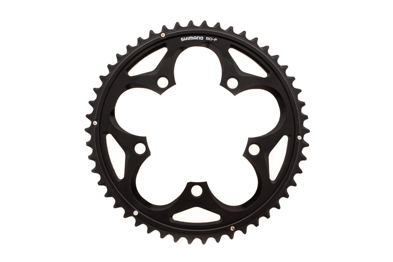 Shimano 105 5750-L Chainring 50T 10-Speed 110mm BCD drive side