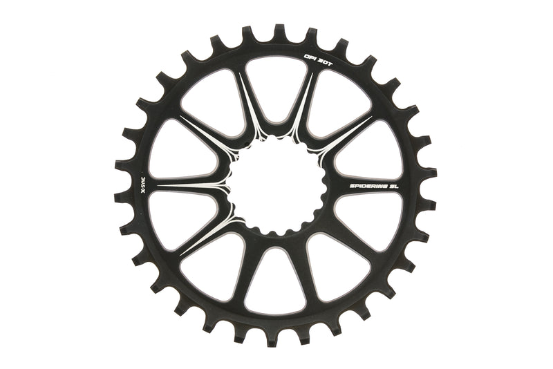 Cannondale Spidering SL Chainring 30T 10/11 Speed Direct Mount drive side