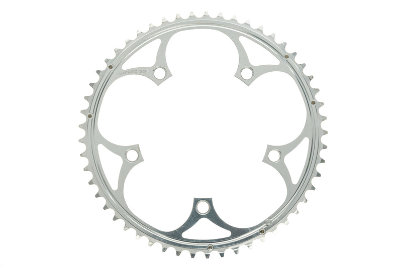 Shimano Road Chainring 8 Speed 53T 130mm BCD drive side