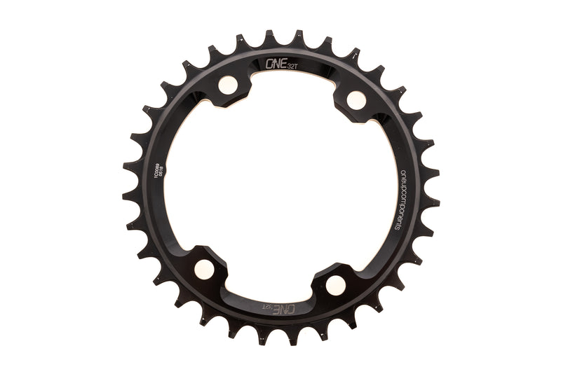 One Up Components Chainring 32T 11 Speed 96BCD drive side