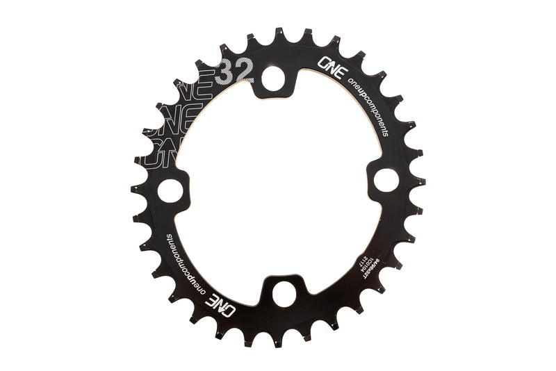 One Up Components Oval Chainring 32T 11 Speed 94/96BCD drive side