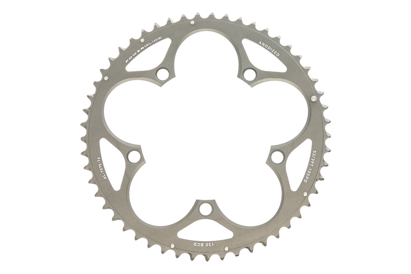 SRAM Powerglide Chainring 53T 10 Speed 130mm BCD drive side