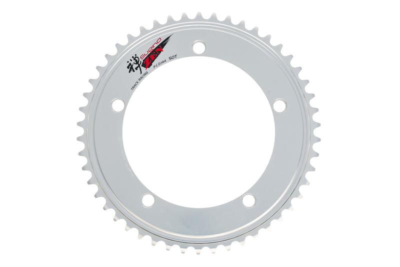 Sugino Zen Track Chainring 50T 144mm BCD drive side