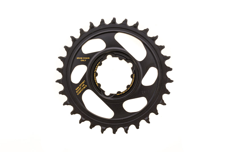 SRAM XX1 Eagle X-Sync 2 Chainring 30T 12 Speed Direct Mount 3mm Offset drive side