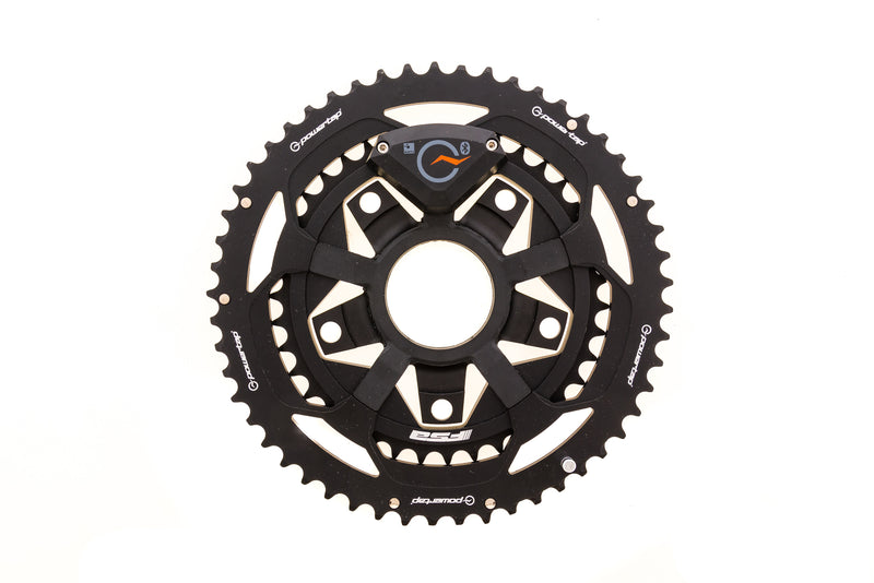 PowerTap C1 Power Meter Chainring Set 11 Speed 53/39T 110 BCD drive side