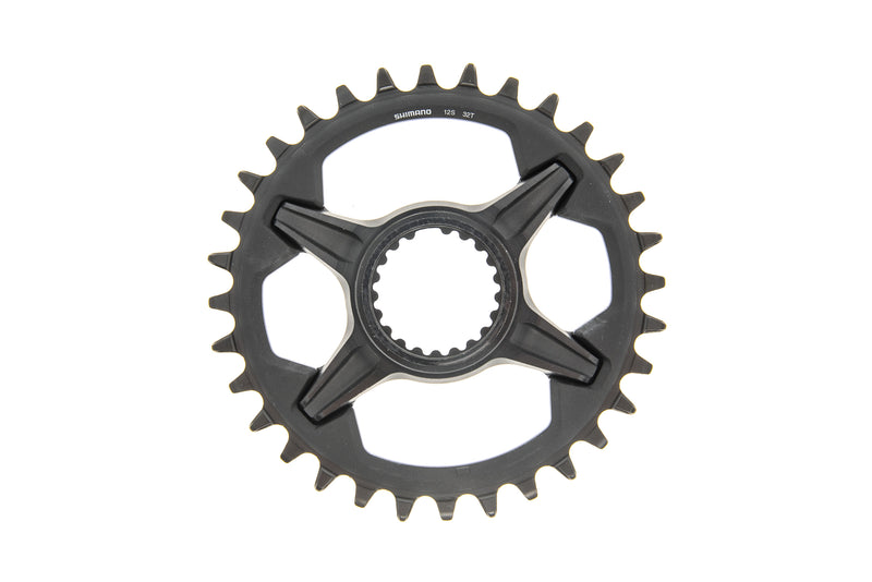 Shimano XT SM-CRM85 Chainring 32T 12 Speed Direct Mount drive side