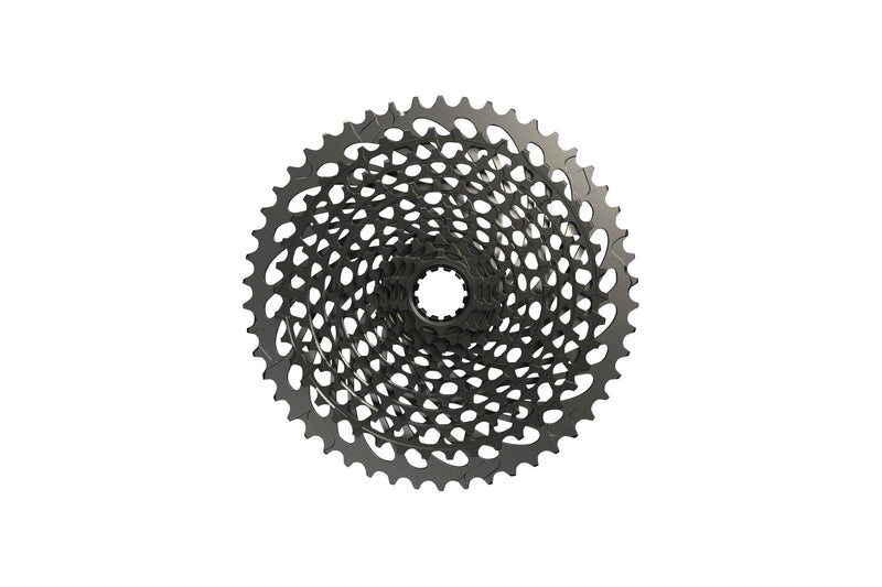 SRAM Eagle X01 XG-1295 Cassette 12 Speed 10-50T drive side