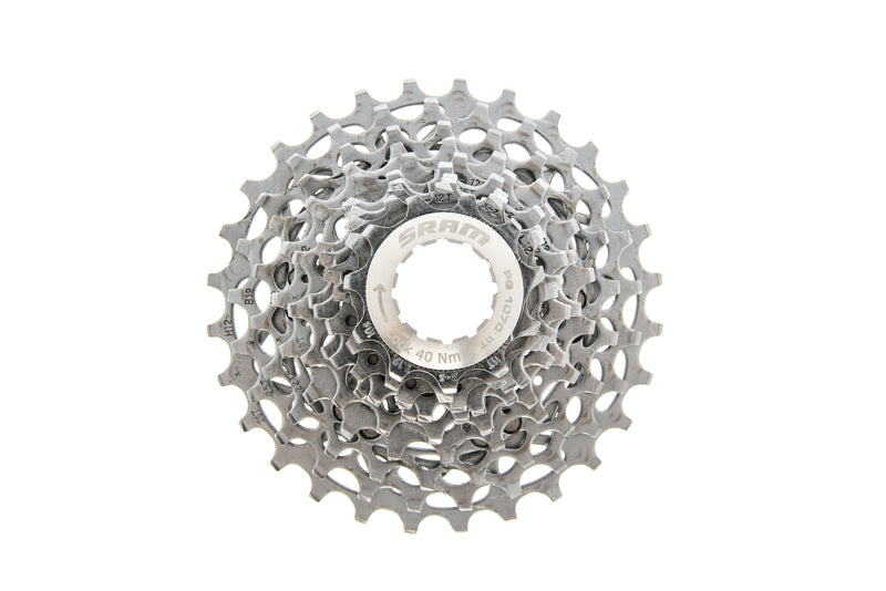 SRAM PG-1070 Cassette 10 Speed 11-28T drive side