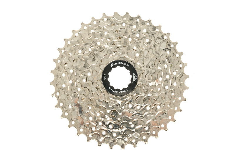 SunRace CSM989 Cassette 9 Speed 11-36T drive side